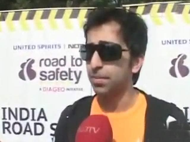 Video : Billiards Champion Pankaj Advani Urges All To Never Drink And Drive