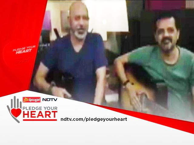 Video : Ehsaan And Loy Voice Their Support For Pledge Your Heart Initiative