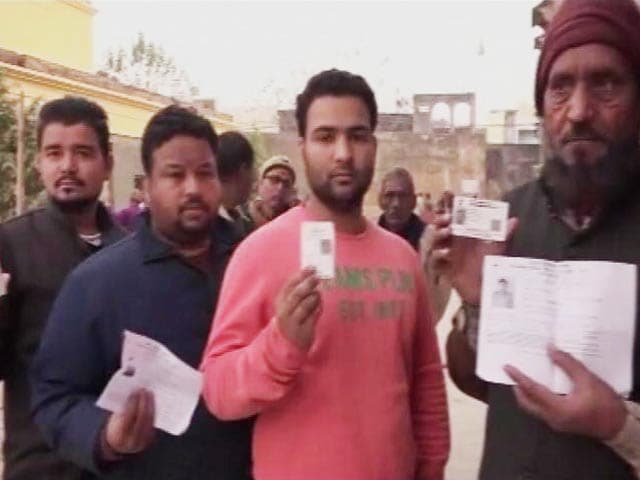 Video : UP Phase 2 Turnout Better Than 1, Highest Ever In Uttarakhand: Poll Panel