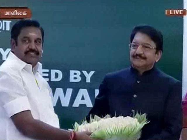 Video : Team Sasikala Takes Charge Of Tamil Nadu, Trust Vote On Saturday