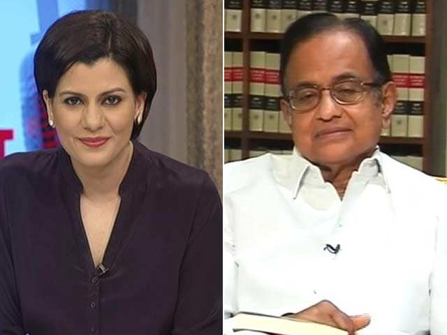 Video : PM Modi Not Unbeatable, Says P Chidambaram