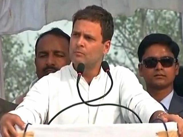 Video : Explanation Of 'Pappu' On WhatsApp Rejected By Congress, Leader Punished
