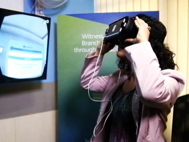 Enter the Virtual World