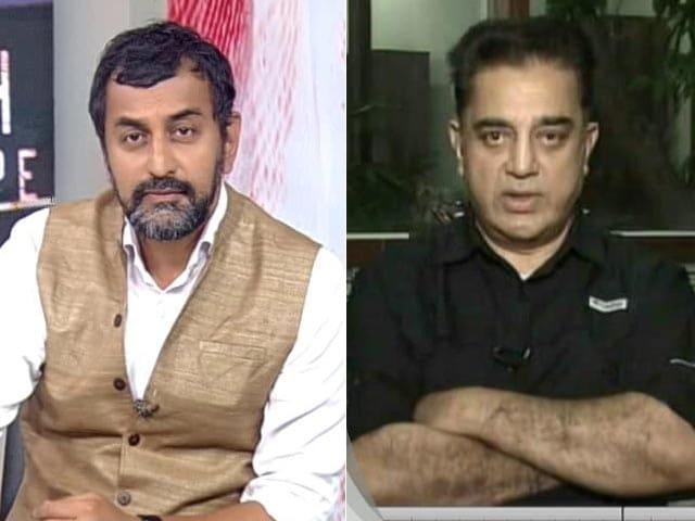 Video : Tamil Nadu Government A Criminal Conglomerate: Kamal Haasan To NDTV