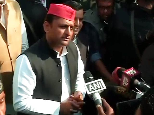 Cycle Symbol Is For All Candidates, Want Them To Win: Akhilesh Yadav