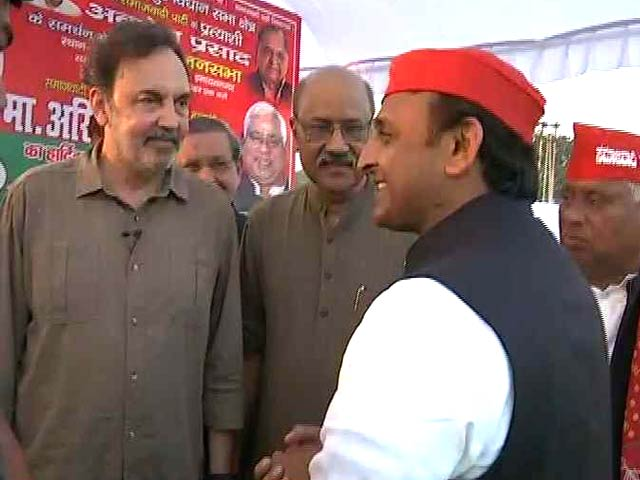 Video : Ready For Debate With PM Modi, Says Akhilesh Yadav To NDTV