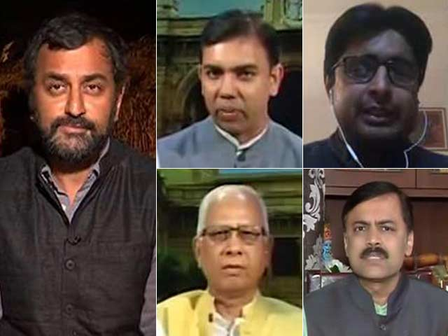Video : Mayawati Plays M Card