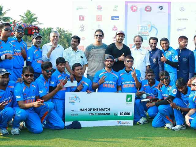 Video : 'Lack of Government Recognition Hurting Blind Cricket in India'