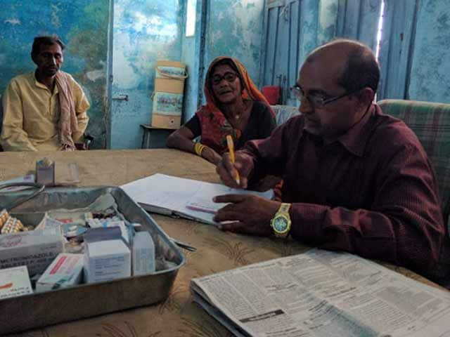 Video : No Doctor At This Uttar Pradesh Hospital, Sole Staffer Off On Election Duty
