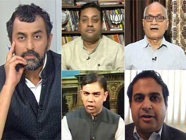 Video : The Election Centre: Post-Truth And Polarisation
