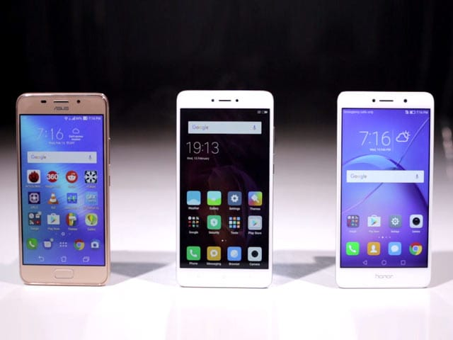 शाओमी रेडमी नोट 4, हॉनर 6एक्स और असूस ज़ेनफोन 3एस मैक्स में कौन है सबसे बेहतर?