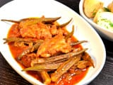 Mutton With Okra Curry