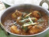 Fish Curry with Lotus Stems