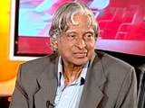 Video: When President Kalam Took Students' Questions (Aired: August 2007)