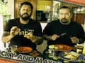Rocky & Mayur and Aditya Bal's food adventure
