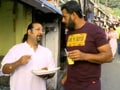 Rocky & Mayur taste channa and doodh-jalebi in Shimla