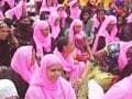 Video : For Modi's Rajasthan rally, Muslims asked to wear burqas, skull caps