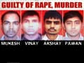 Videos : दिल्ली गैंगरेप : चारों आरोपी दोषी करार