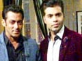 Video: Salman to open this season of <i>Koffee with Karan</i>; Junior B missing from <i>Dhoom: 3</i> event