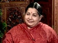 Video: Talking Heads with Jayalalithaa (Aired: January 1999)
