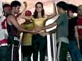 Video: Limelight: Can Dia dance like Madhuri and Sridevi? (Aired: May 2002)
