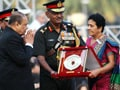 Video : On Army Day, a special gesture for bravehearts