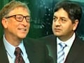 In 20 years, there will hardly be any poor countries: Bill Gates to NDTV