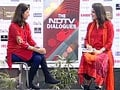 Video : The NDTV Dialogues with author Jhumpa Lahiri