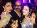 Video : Priyanka, Alia, KJo attend royal wedding