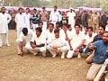 Cricket for a cause in Tihar