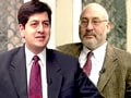 Video: India's deficits worrisome, says economist Joseph Stiglitz (Aired: Jan 2004)