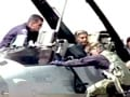 Video : Flying High: Ratan Tata flies the F-16 (Aired: February 2007)