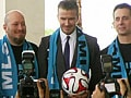 Beckham to buy MLS franchise, chooses Miami as base