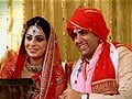 An arranged marriage transformed into love on Band Baajaa Bride