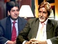 Video: Big B on being India's global brand ambassador (Aired: May 2005)