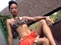 Video : Sultry Ketholeno Kense spice up the Kingfisher Calendar 2014