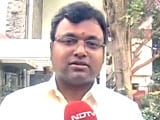 Video : Not right to say my father is scared of defeat: Karti Chidambaram