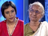 Video: Political Roots with Medha Patkar