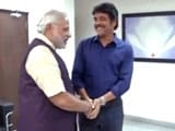 South superstar Nagarjuna meets Narendra Modi