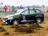 Video: Volvo XC Adventure (Thurs - 8:30pm)