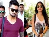 Virat Kohli spends quality time with Anushka