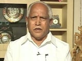 Video : I'm to blame for BJP losing Karnataka: Yeddyurappa to NDTV