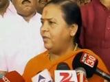 Videos : बीजेपी सरकार बनी तो जेल जाएंगे राबर्ट वाड्रा : उमा भारती