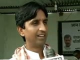 AAP's Kumar Vishwas alleges 'death threat' in Amethi
