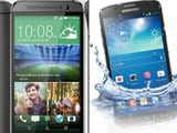 Gadget Guru: Samsung Galaxy S5 vs HTC One (M8)