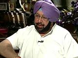 Video : Am not a court, but Tytler was not involved in 1984 riots: Amarinder Singh to NDTV