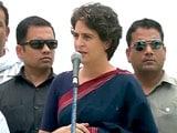Videos : बीजेपी का घोषणापत्र कांग्रेस की कॉपी : प्रियंका गांधी