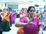 Video : First flash mob of classical dancers