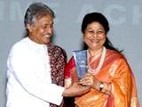 Amjad Ali Khan wins Lifetime Achievement award