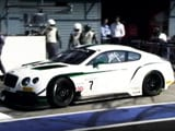 Video: Bentley races Monza